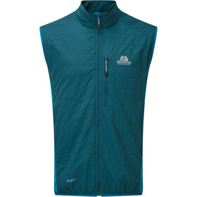 Mountain Equipment Switch Vest Herrer, legion blue/tasman